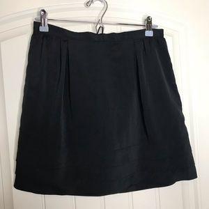 Banana Republic Black Dress Skirt Perfect & Cute